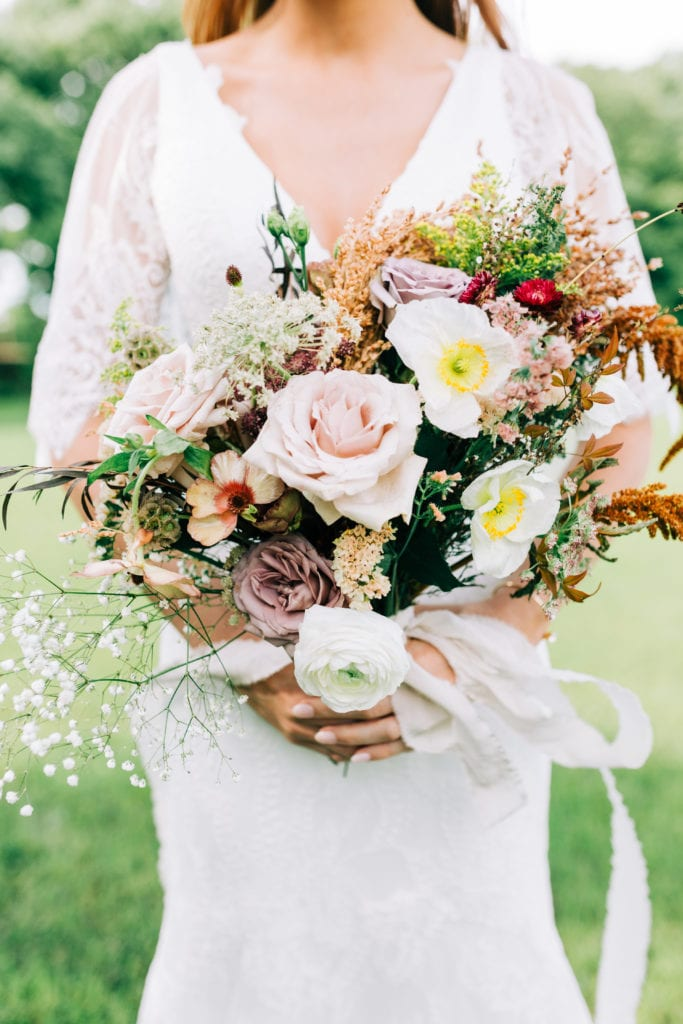 Woodsy wedding inspiration with this Anne of Green Gables editorial by Alexa Kay Events. Find more wedding inspiration at alexakayevents.com!