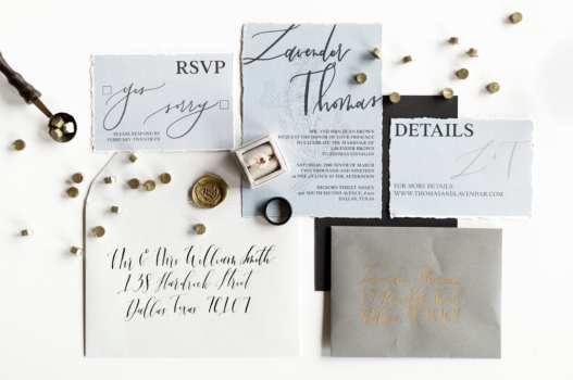 Wedding Invitation Suite: Wedding industry terminology explained by Alexa Kay Events. Find more wedding planning tips at alexakayevents.com!