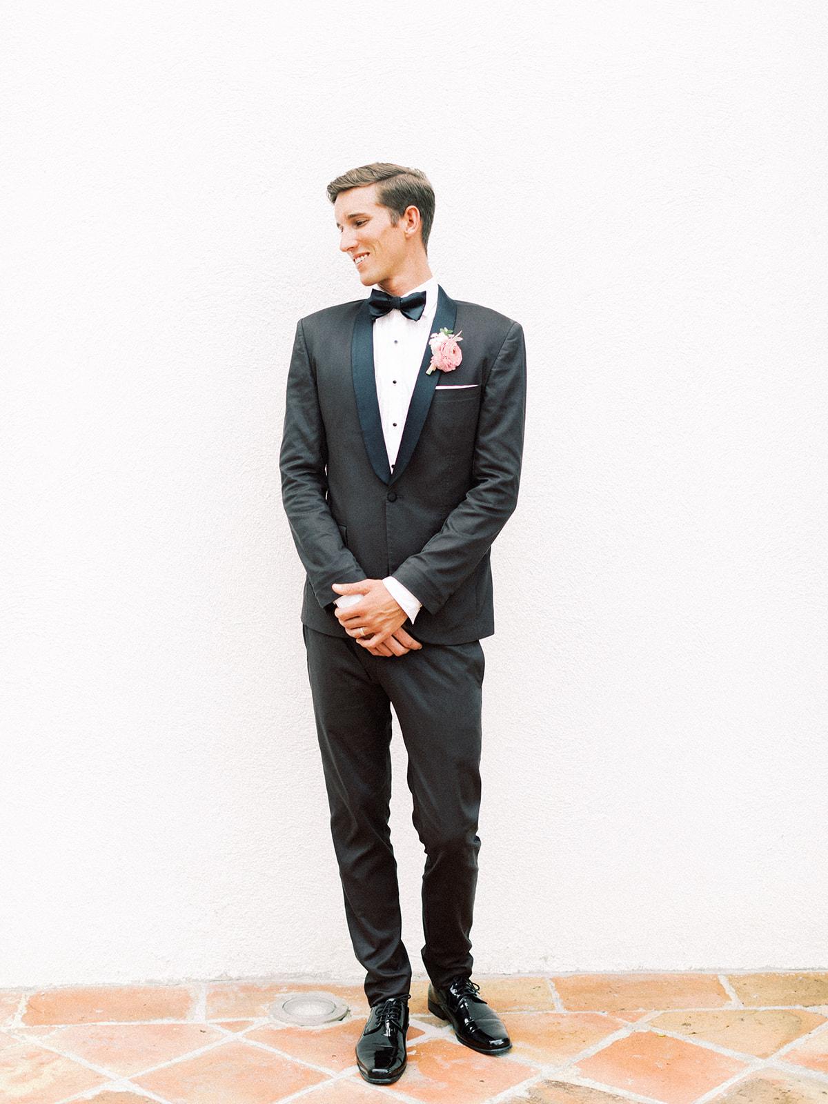 Generation Tux Tuxedo: Beach Wedding Inspiration | Dominican Republic