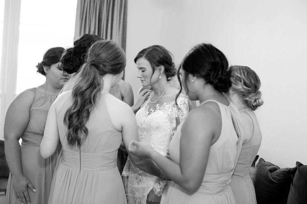 Modern Minimalistic Wedding at The Emerson