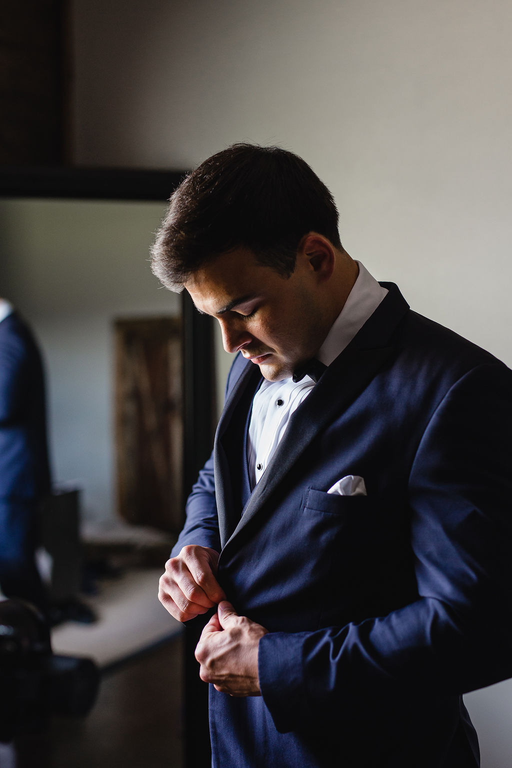 Generation Tux groomsmen attire