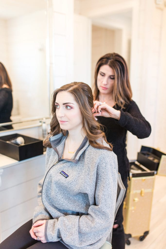 Dallas Fort Worth wedding beauty: Get to know the ladies of Brite Bar Beauty on Alexa Kay Events!