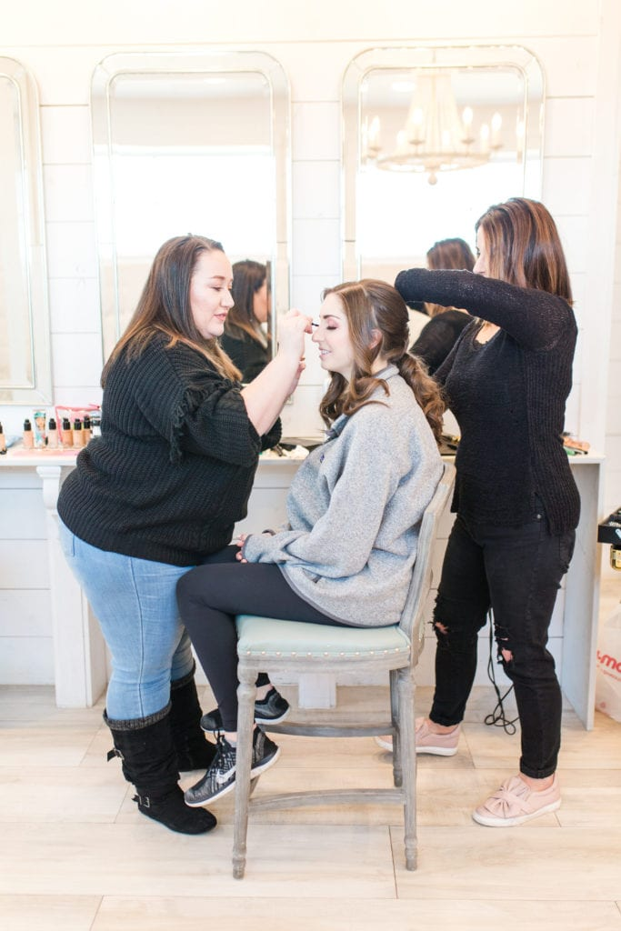 Wedding makeup: Get to know the ladies of Brite Bar Beauty on Alexa Kay Events!