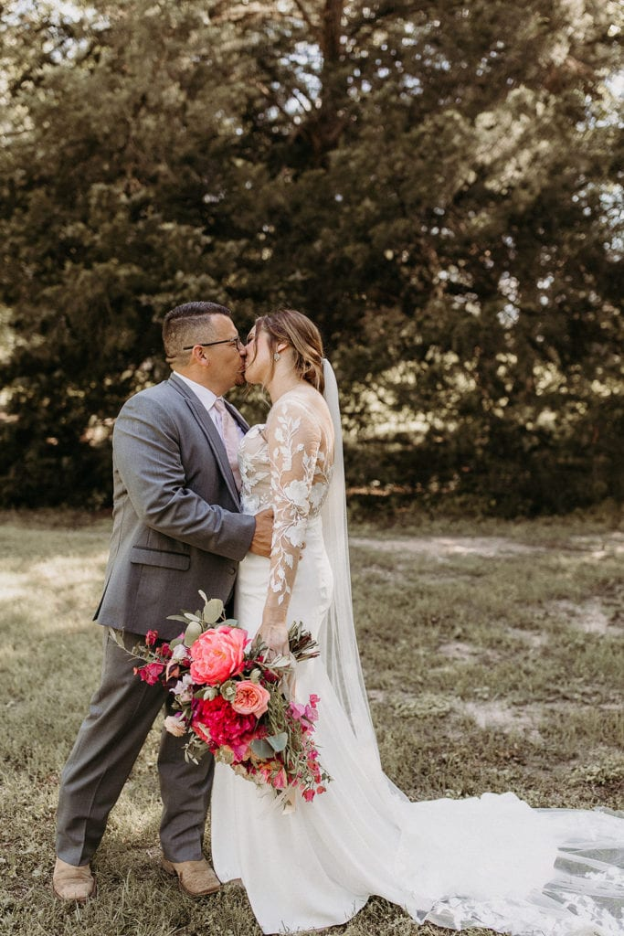 Wedding photo ideas: Intimate and Charming Wedding featured on Alexa Kay Events blog