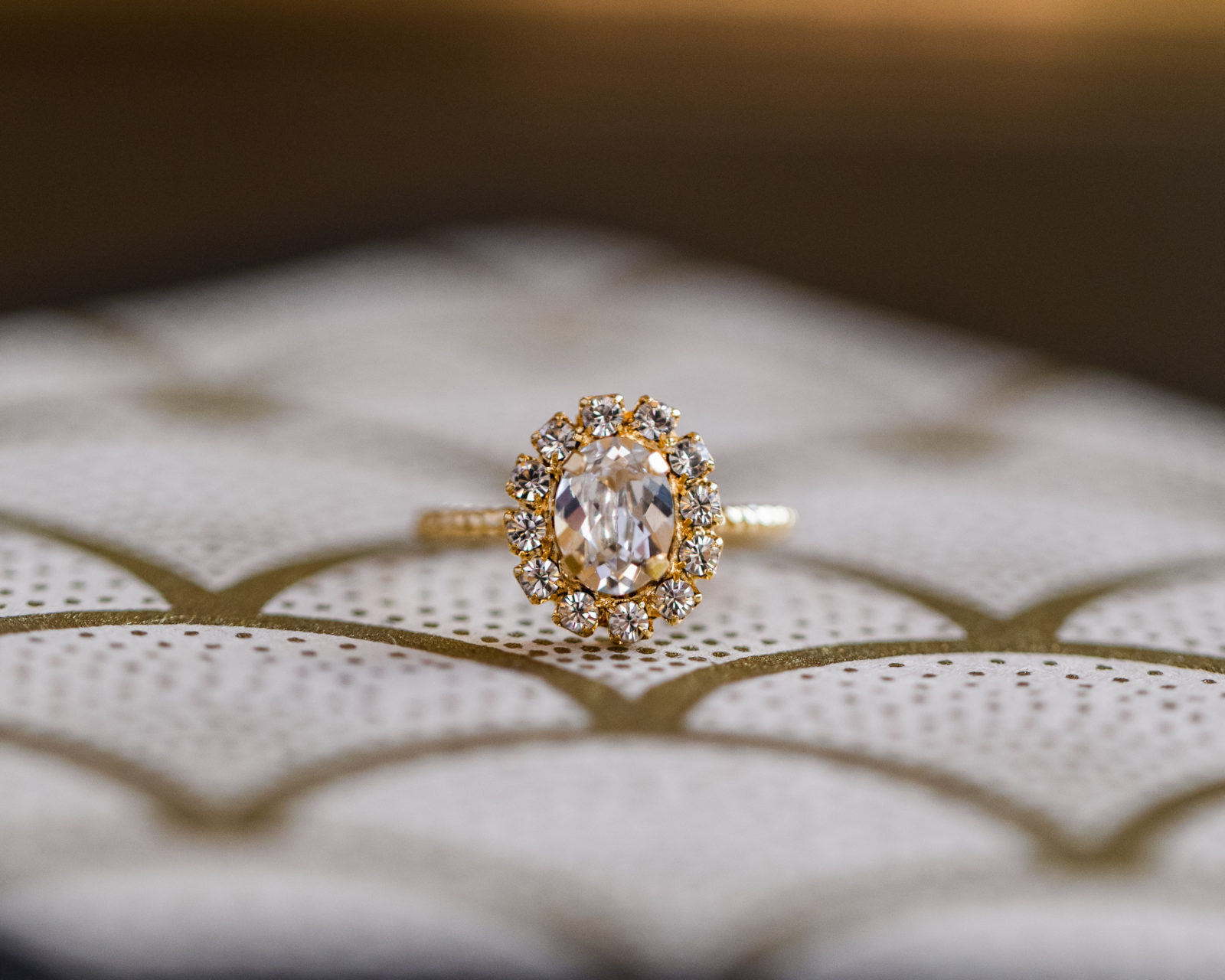 Ornate wedding ring design: Wedding details for your photographer to capture featured on Alexa Kay Events