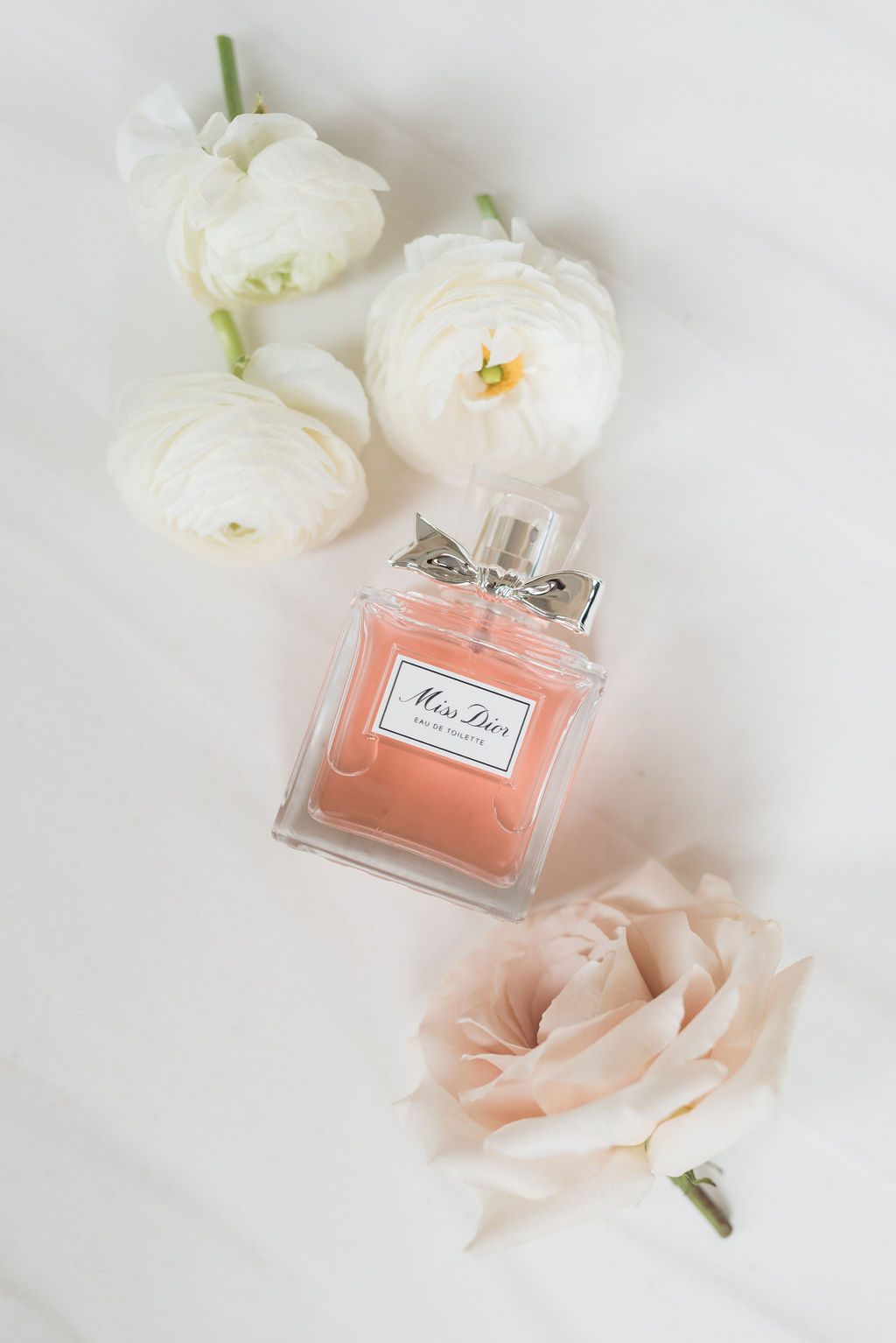 Wedding perfume: Dusty Blue and Blush Wedding at The Room on Main featured on Alexa Kay Events!