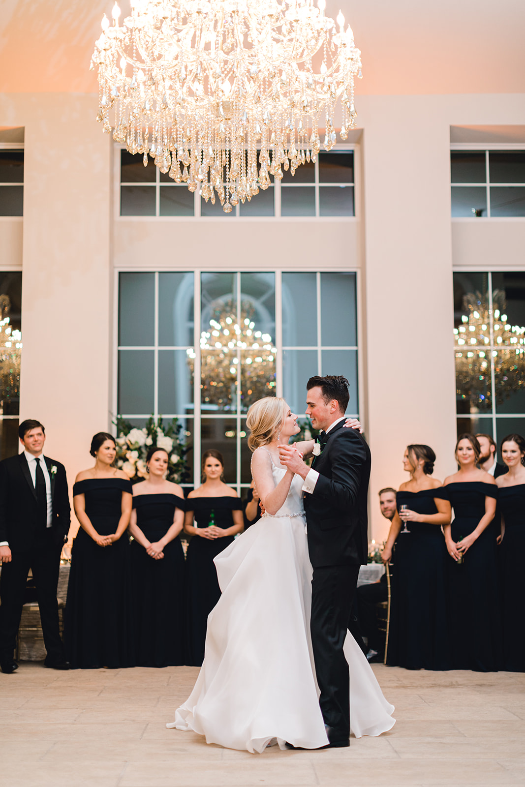 Wedding First Dance: Timeless Wedding at The Olana featured on Alexa Kay Events!