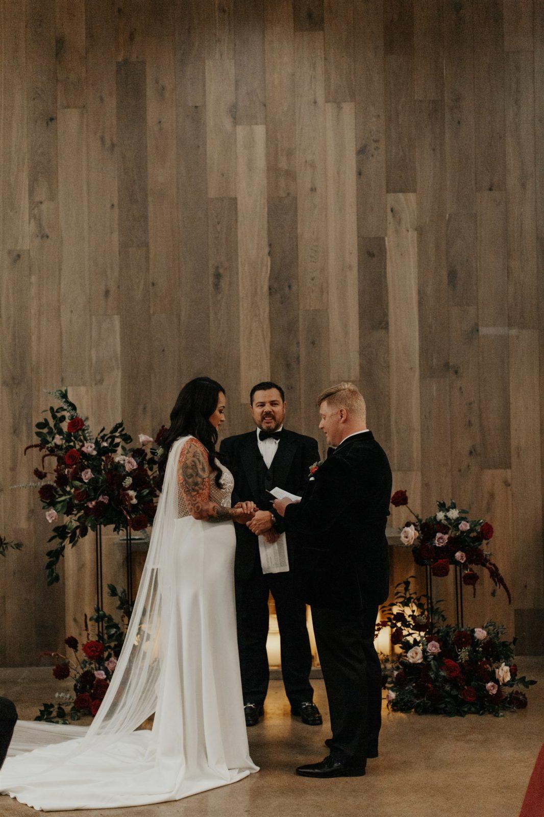 Wedding Ceremony Inspiration for DFW Wedding on Alexa Kay Events