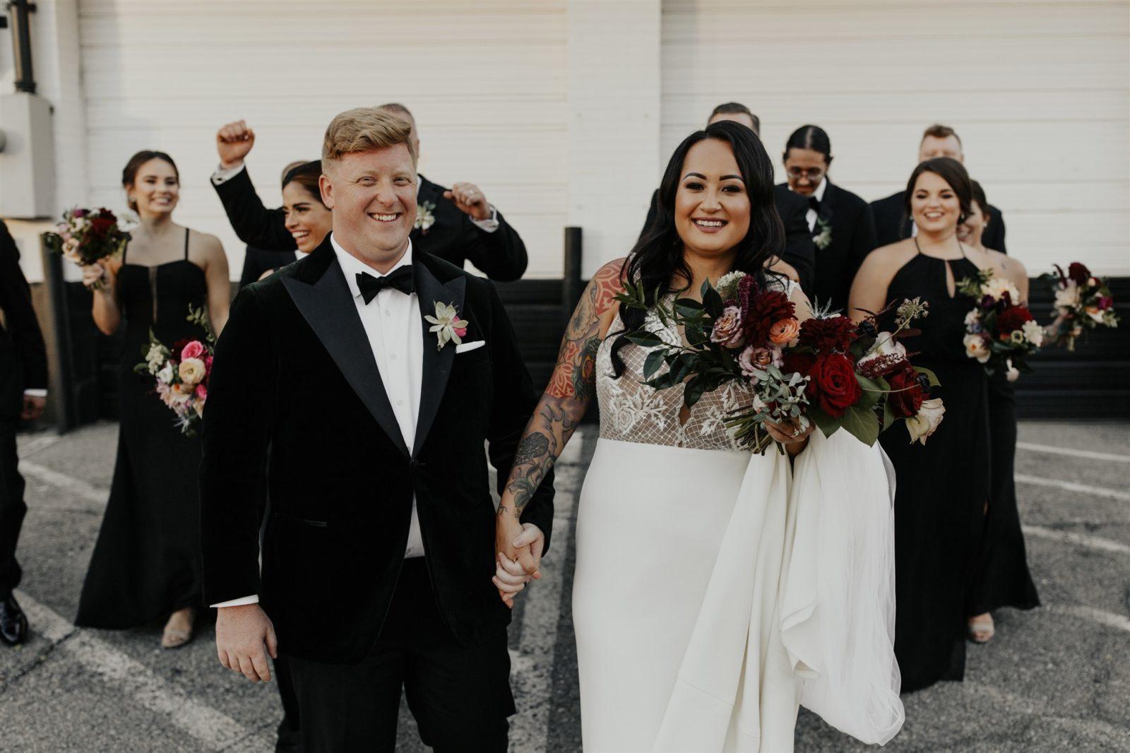 Madeline Shea Wedding Photography featured on Alexa Kay Events