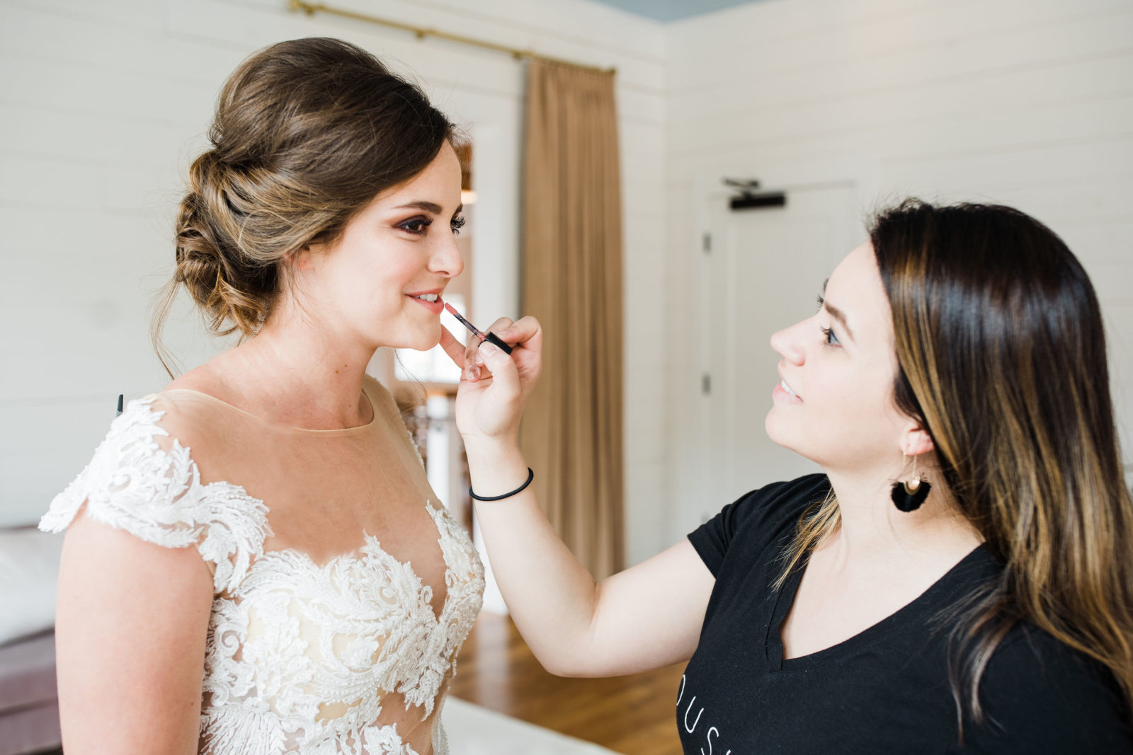 Bridal Makeup: Tousled featured on Alexa Kay Events