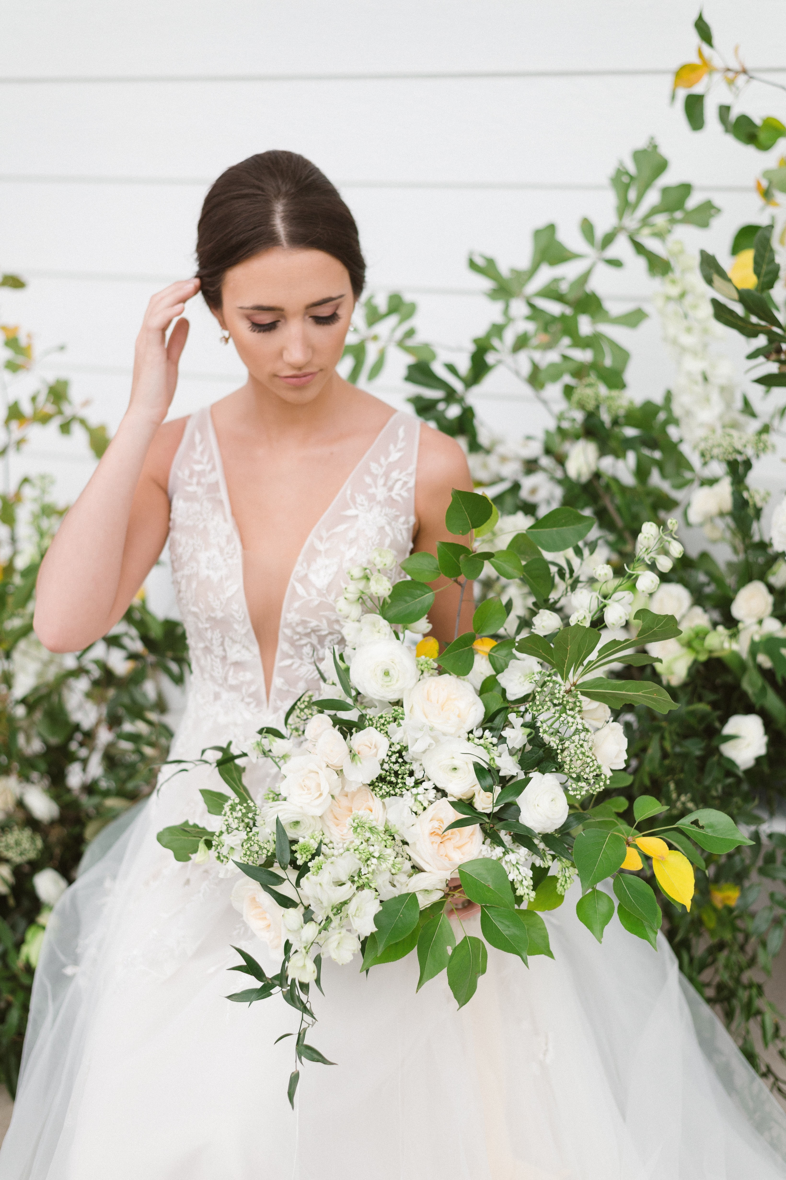 Delightful Wedding Inspiration at The Pearl featured on Alexa Kay Events