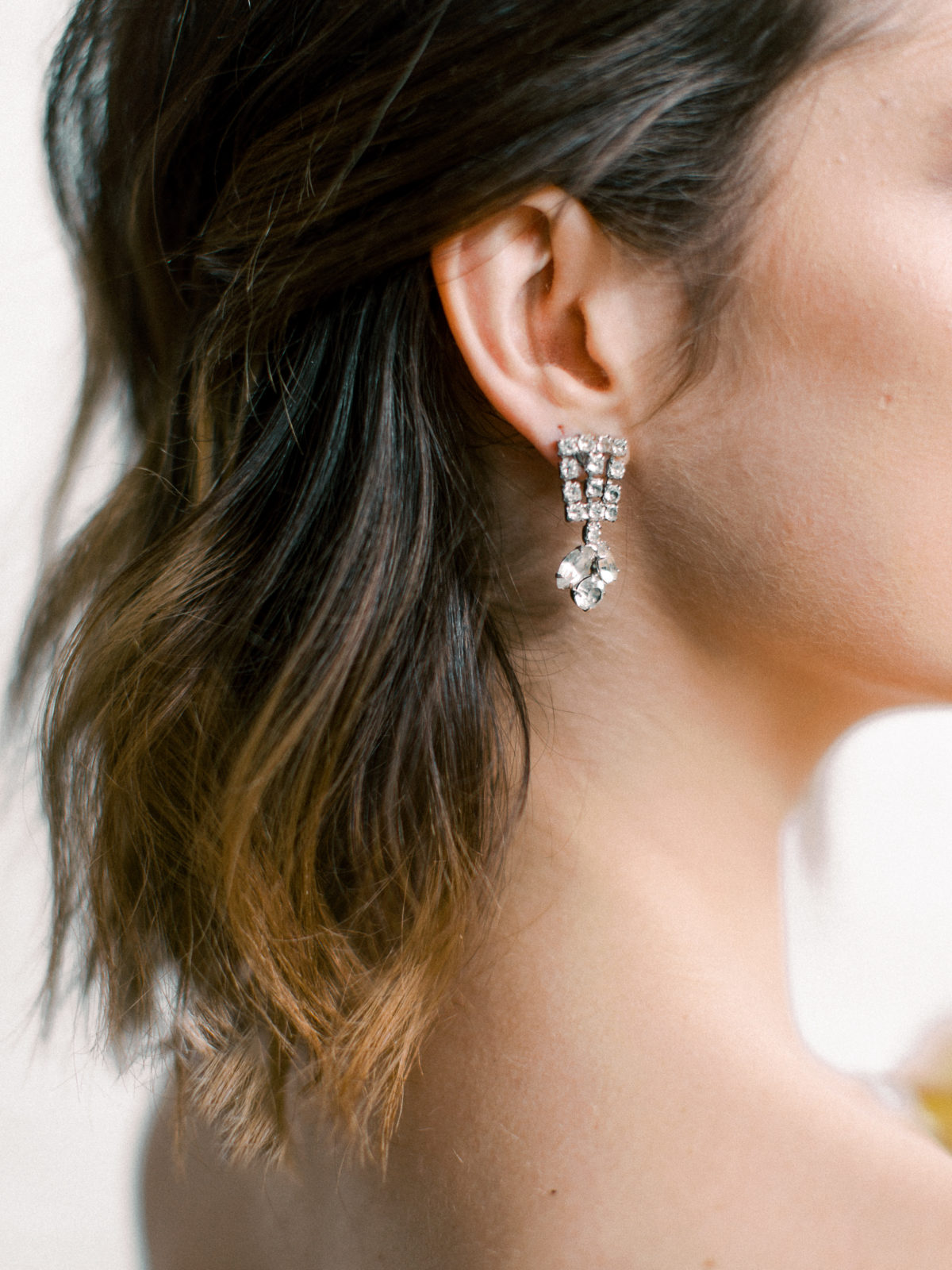 Wedding jewelry: Whimsical Wedding Inspiration at The Place at Tyler from The Bridal Masterclass featured on Alexa Kay Events