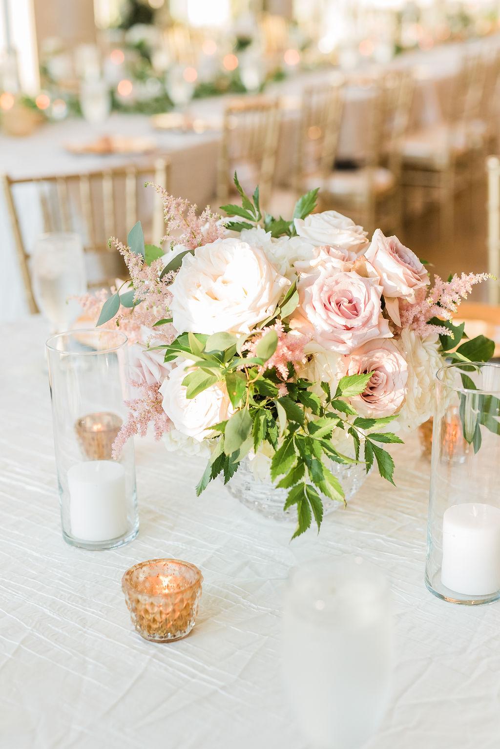 Coco Fleur Events wedding flower designs