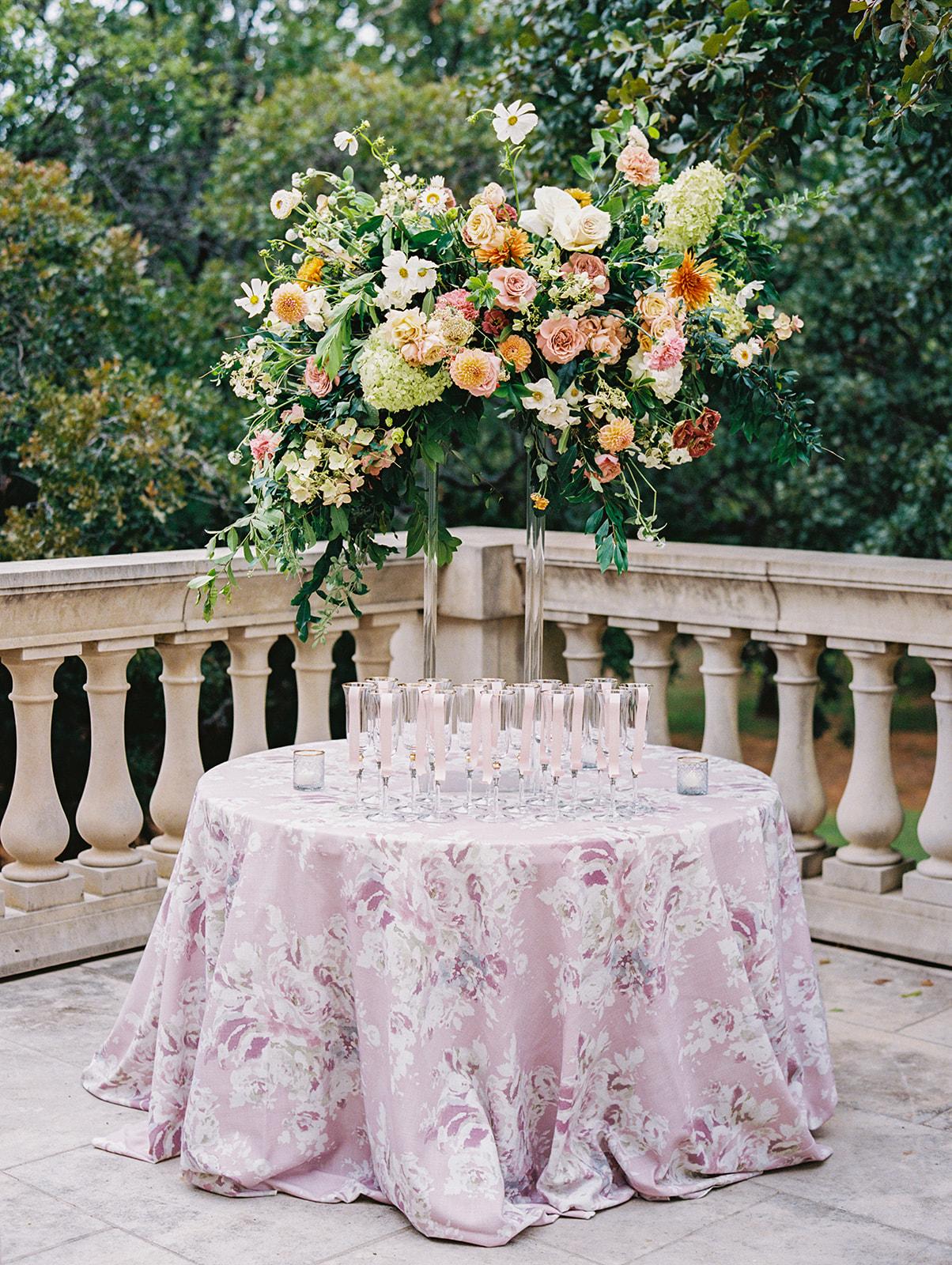Wedding escort card table inspiration   Alexa Kay Events