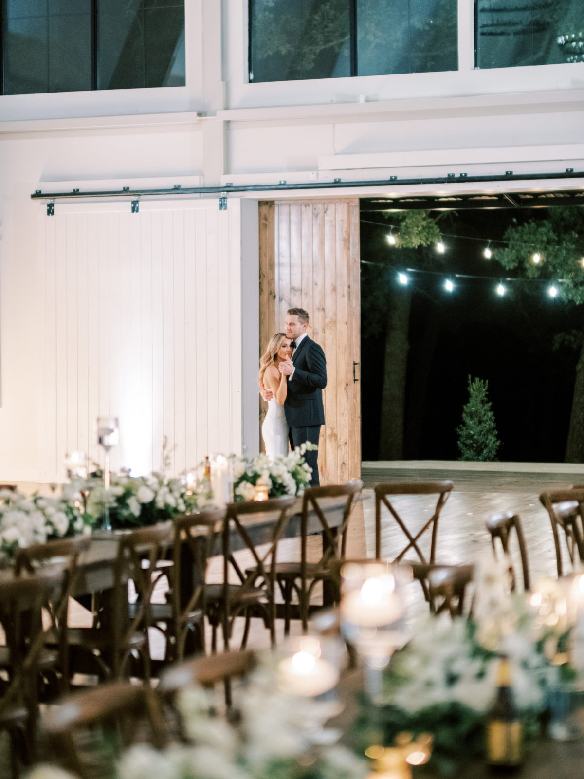 Black Tie Affair at Oak and Ivy Texas Wedding | Alexa Kay Events