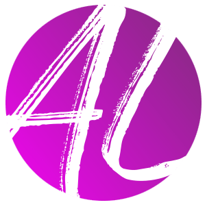 Alexa Lund Fitness Logo by AxisDesignInc