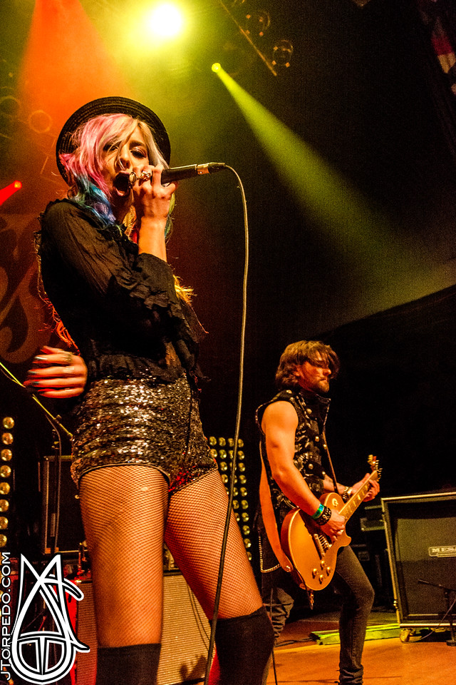JTorpdo Shoots (Alexa Villa) at (The House of Blues) in (San Diego, CA) on (April) the (10th), 2016