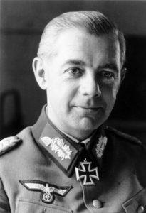 Sollte Berlin vor der roten Armee retten: General Walter Wenck. Quelle: Bundesarchiv, Bild 101I-237-1051-15A / Schneider/Kunath / CC-BY-SA 3.0