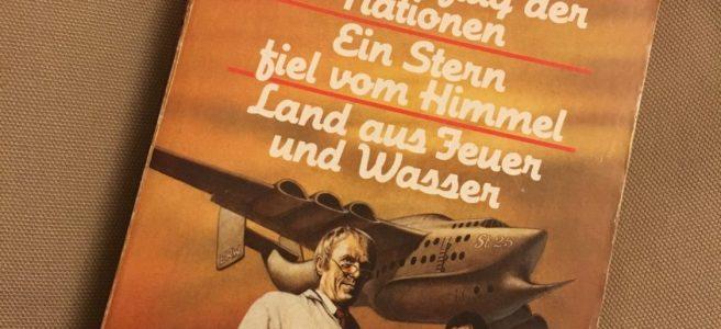 Hans Dominik - Professor Eggerth-Reihe - Cover