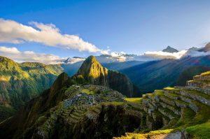 In einer Inka-Ruine stoßen Archäologen auf einen Gott...