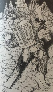 Astronavigator Färn - Dem Tod geweiht - Swetoslaw Slawtschew - Illustrator: Ludwig Winkler