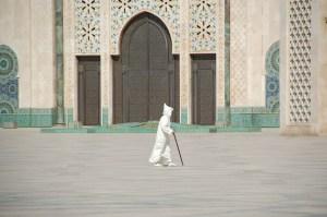 Weite Teile der Romanhandlung spielen in Casablanca