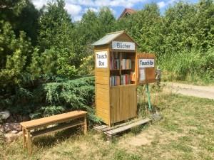 Bücher-Tausch-Box in Godenswege