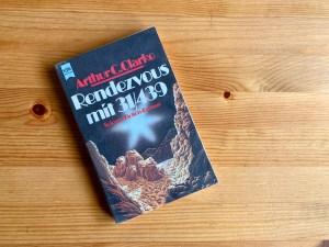 Rendezvous mit 31/439 - Arthur C. Clarke - Buchcover