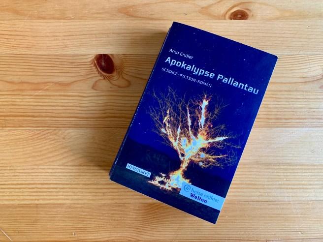 Apokalypse Pallantau - Arno Endler - Buchcover