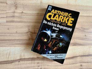 Die nächste Begegnung - Arthur C. Clarke und Gentry Lee - Buchcover