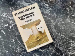 Die Stimme des Herrn - Stanislaw Lem - Buchcover