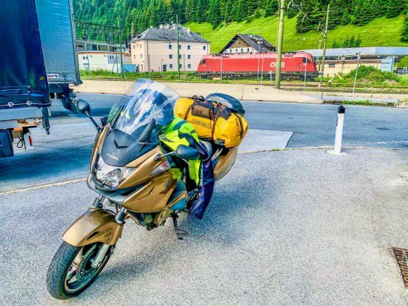 Pause am Brenner - Foto: Alexander Baumbach