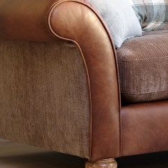 Reupholster Sofa In Leather Crypton Sofas Canada Lawrence 3 Seater - Alexander And James