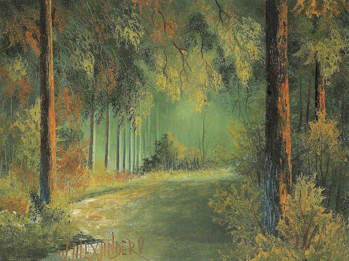 Autumn Dream Alexander Art