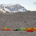Base Camp - 17,000ft