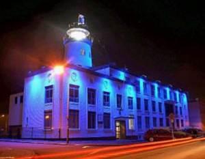 BC - Zeevaartschool Floodlight- 2003