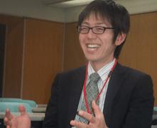 理学療法士 山崎瞬さん