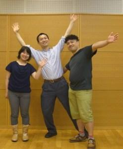 グループレッスン記念写真j-2015年7月8日(水)