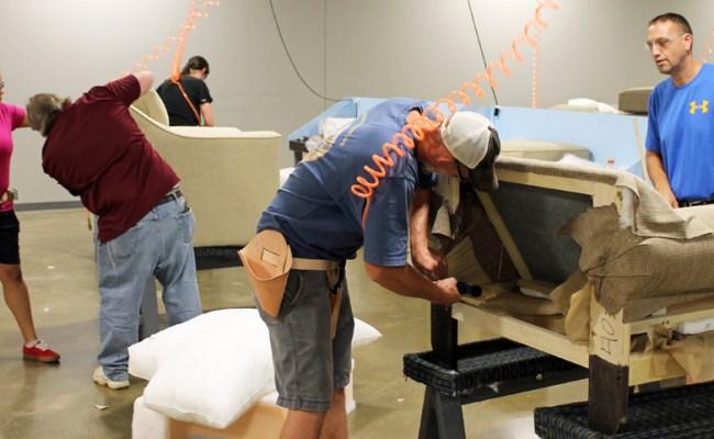 Cvcc Alexander Furniture Academy Breeds Success For