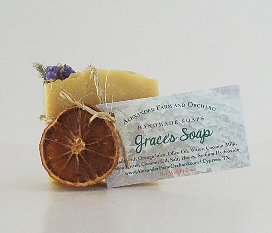 Grace's Soap