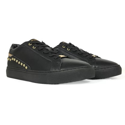 cesare_p_by_paciotti_james_shoes_mid_stivaletto_alto_sneakers_lacci_pelle_nero_saldi_low_price_alexander_john_shoes_napoli_vendita_on_line_ingrosso_james_sport_sneakers_pelle_bianco_borchie_oro_nero_black