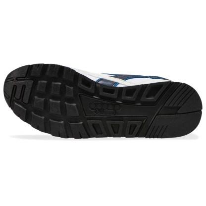 scarpe da uomo diadora n92 nuova collezione 2021 primavera estate camoscio bianco blue blu alexander john shoes