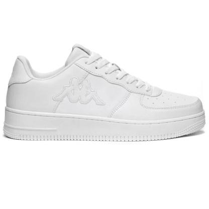 scarpe da uomo kappa air force salerno bianco collezione 2021 sneakers da uomo