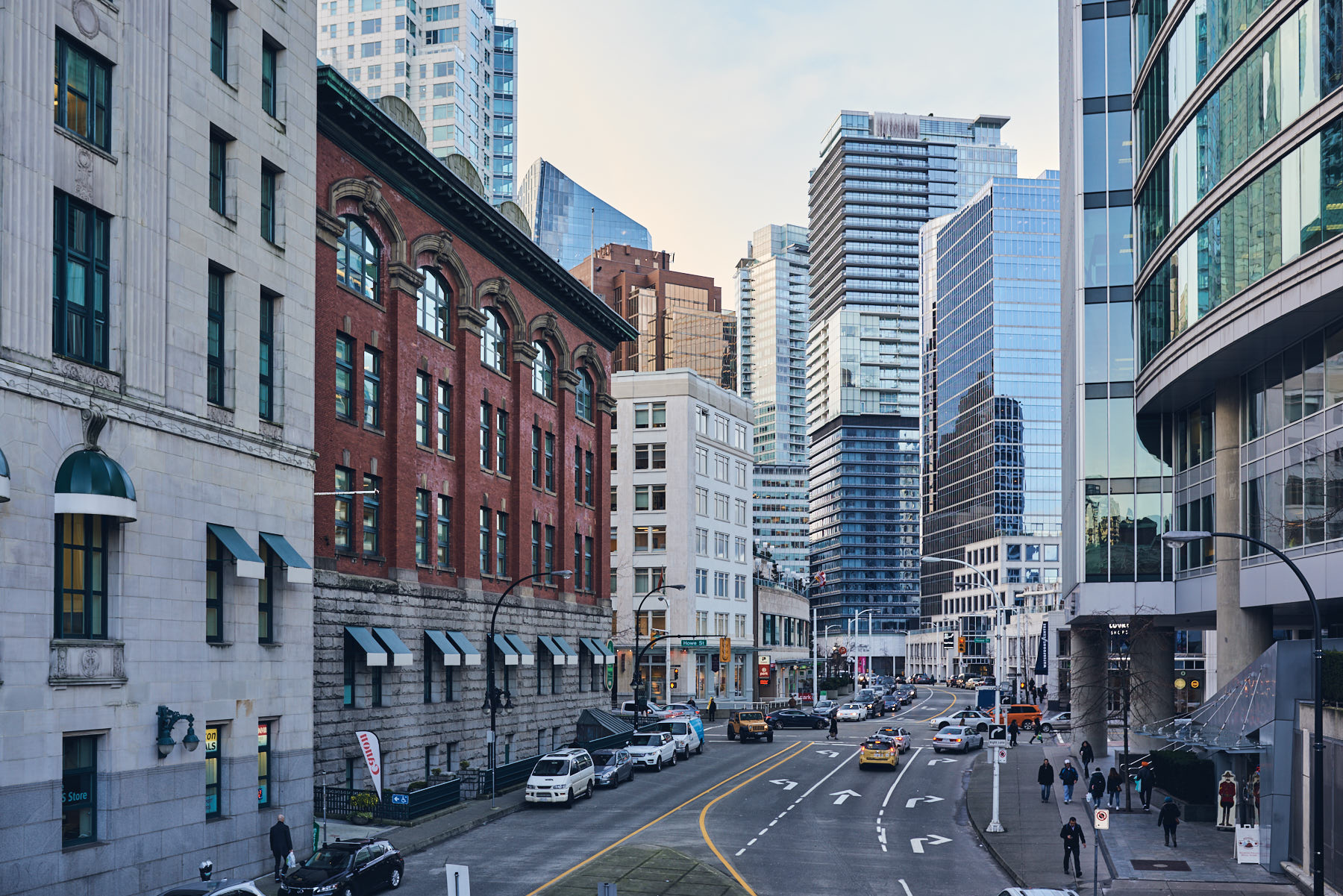 Vancouver diaries - street photography