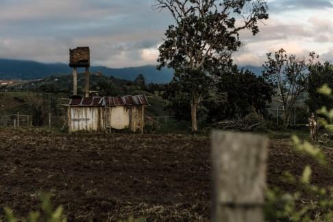 Valle del Cauca, hilltops, Colombia