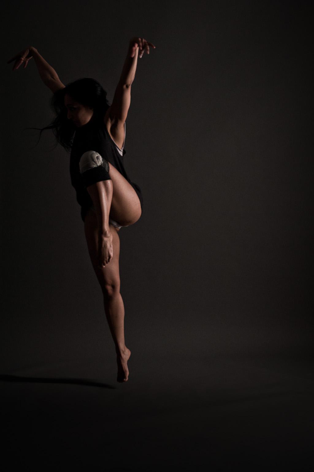 Tänzerportrait Tanzfotografie