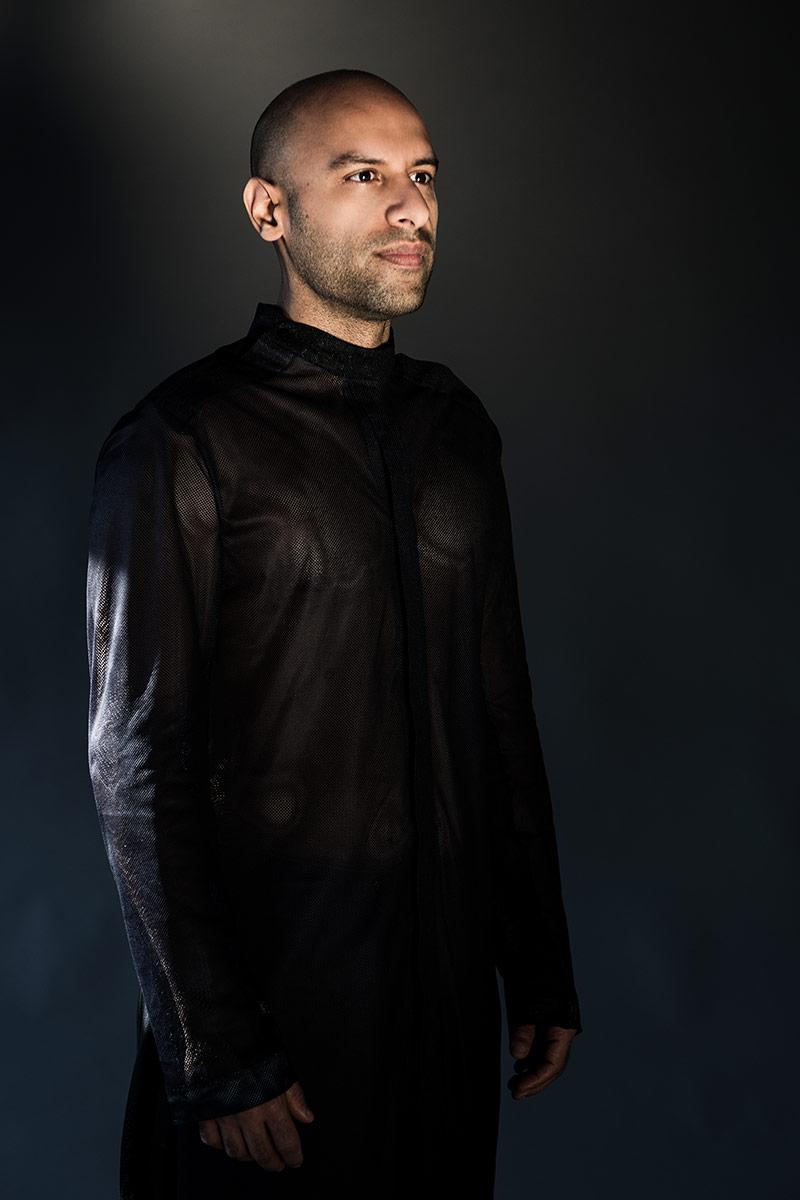 Portraits eines DJs