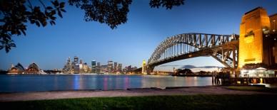 Sydney Dusk Panoramic