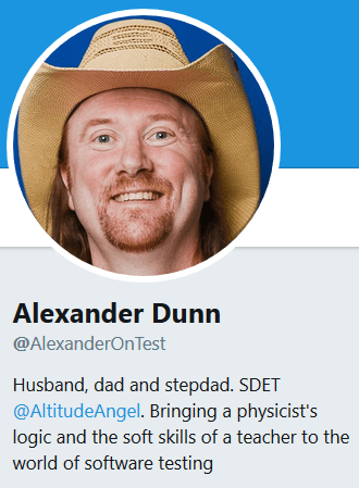 @AlexanderOnTest