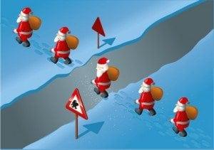 Weihnachtsfeier Knigge